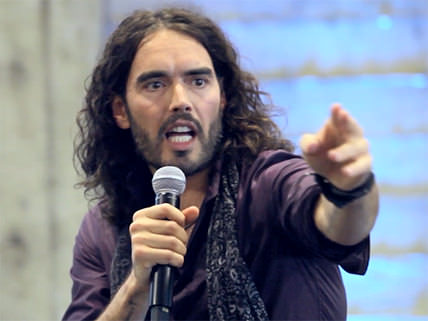 TAG Promo Russel Brand